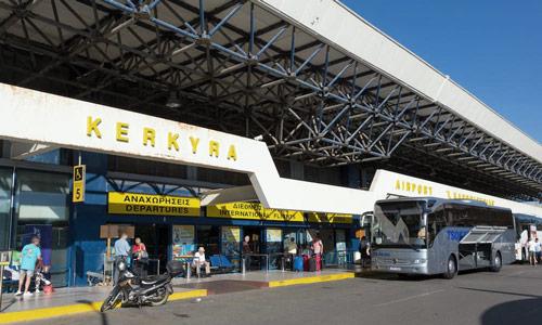 Alfa Taxi Corfu   Taxi in Corfu   Transfer in Corfu   Airport Transfers