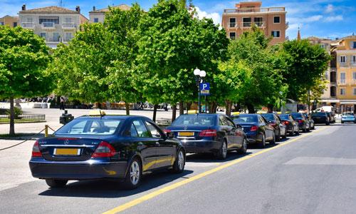 Alfa Taxi Corfu | Taxi in Corfu | Transfer in Corfu